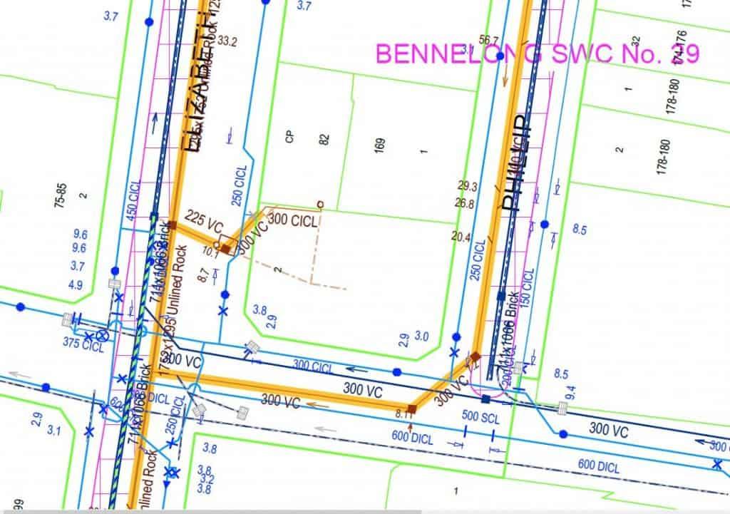 Elizabeth-Phillip-Street-Sydney Water-underground-sewer-water-mains-plan-martin-place-Sydney-Geoscope